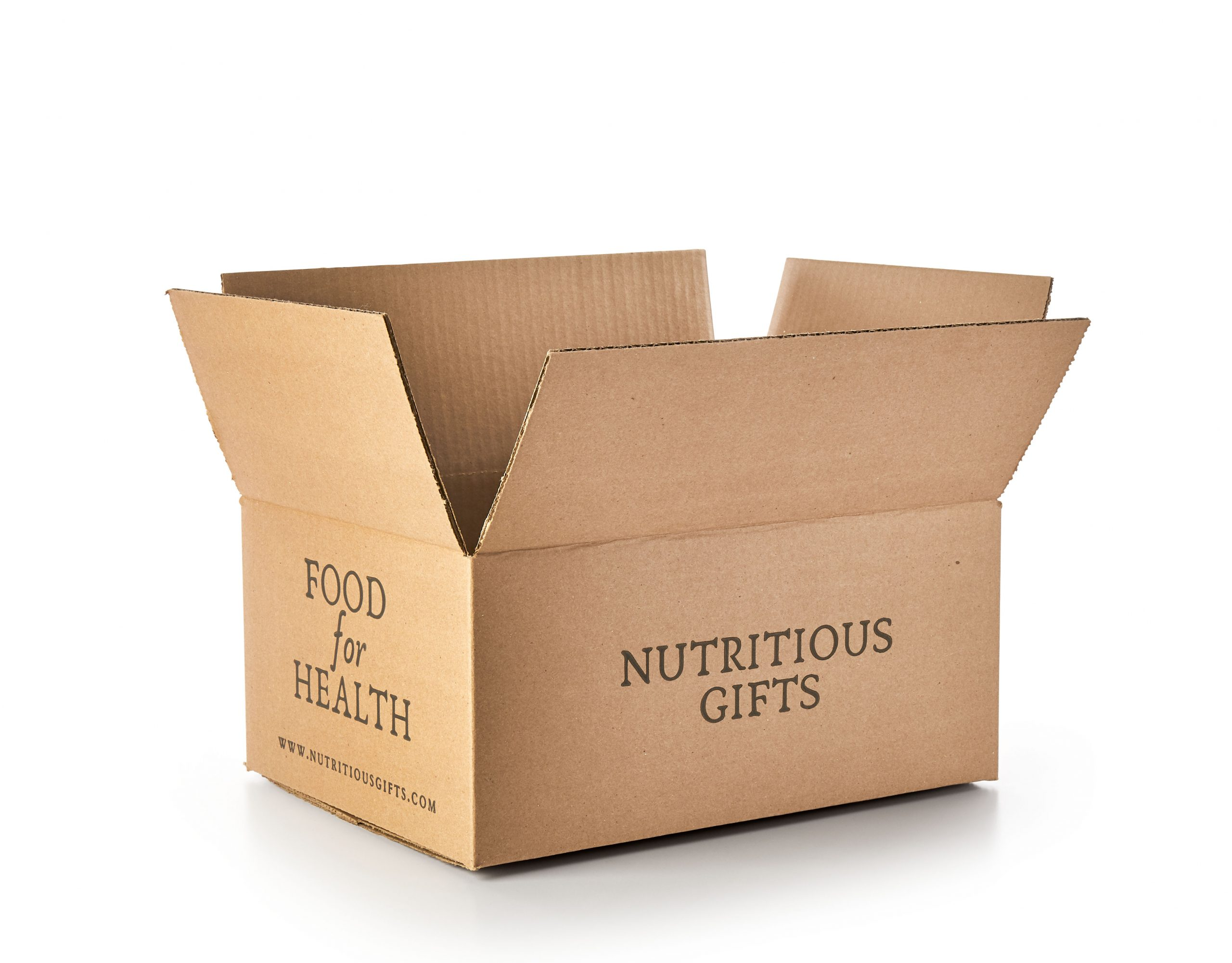 Nutritious Gifts Box Basket