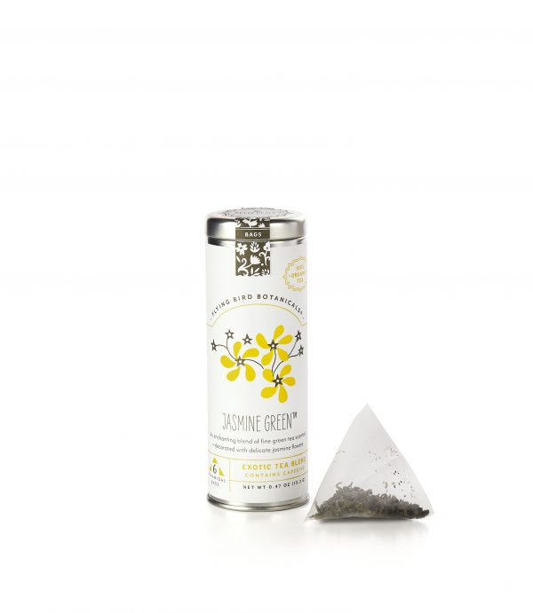 green tea gift