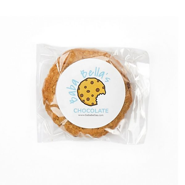 Lactation cookies by Baba Bella's to boost milk supply for breastfeeding moms - order a breastfeeding gift box online today