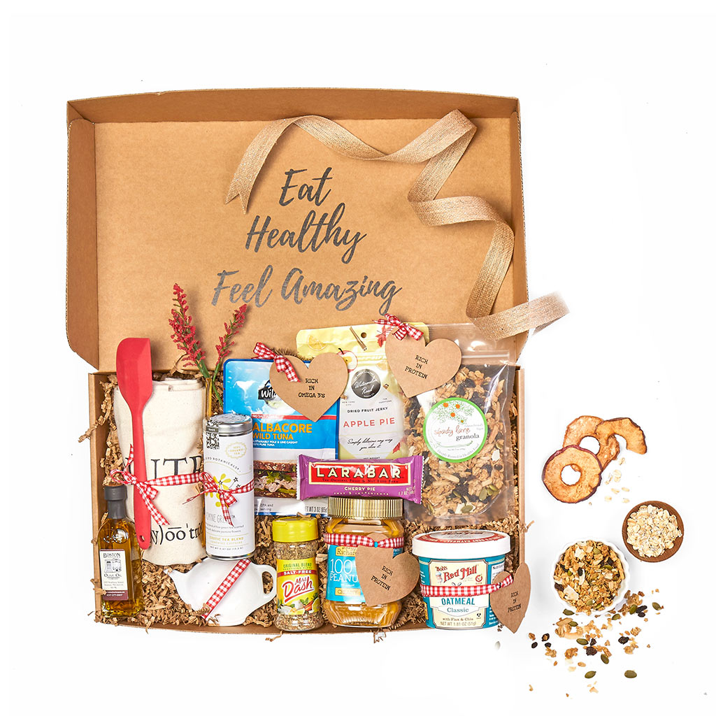 heart healthy - low sodium gift baskets - order a gift basket online today