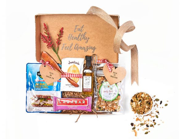 Low sodium and heart healthy snacks - gift baskets to send online today - healthy food