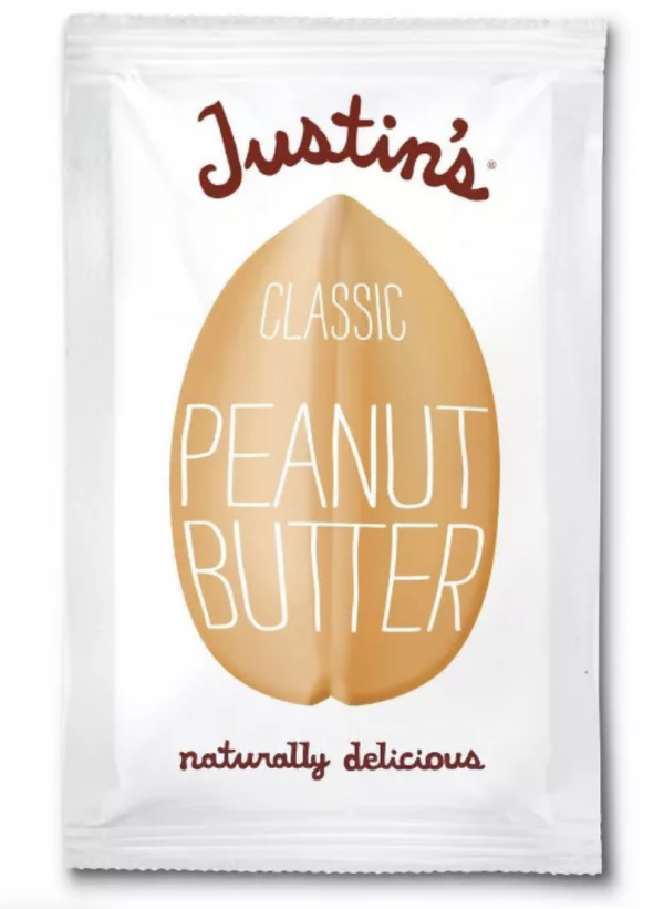 Peanut butter - heart healthy - Justins Peanut butter - Order a Low sodium Heart healthy gift box online today