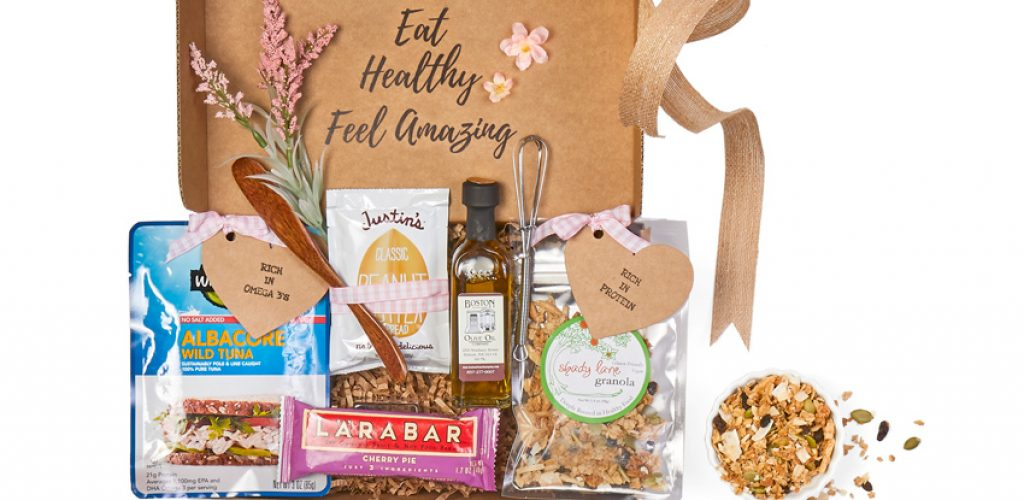 Nutritious Gifts Cancer Box Starter - order gift basket online