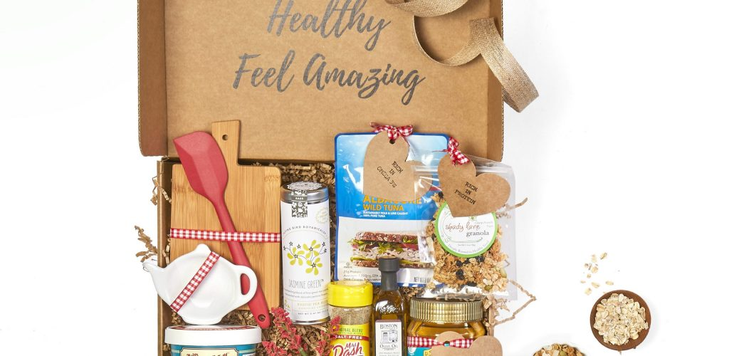 Heart Healthy low sodium healthy snacks - low sodium gift basket - order a gift basket online today
